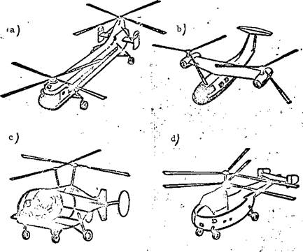 Classification of Helicopters