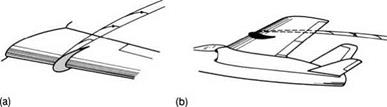 Boundary layer and stalling problems on swept wings