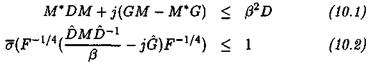 2. RELATIONSHIP BETWEEN BOTH FORMULATIONS OF THE ц UPPER BOUND