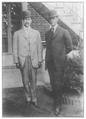 The Bishop's Boys: Wilbur and Orville Wright