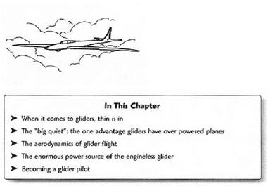 Soaring on Silent Wings: Gliding