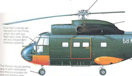 First all-weather Western chopper