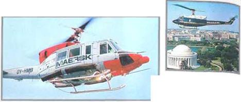 Bell UH-1N Iroquois