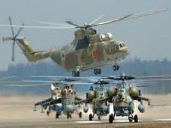 Belarus will start to let out helicopters