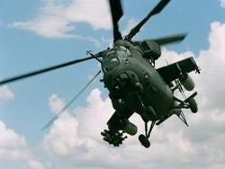 Georgia will get rid of the Soviet helicopters