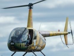 Kemerovo region: at rigid landing helicopter three