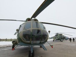 Kiev: the helicopter which has broken in Slovakia did not belong to VSU