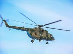 KRET ahead of schedule put helicopters with the Rychag-AV complex