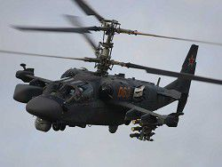 The Ministry of Defence of the Russian Federation will receive in 2015 of 16 helicopters Ka-52
