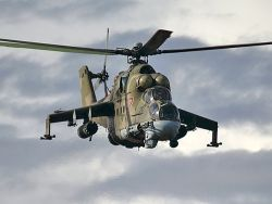 On the Russian base in Armenia created a squadron of helicopters