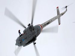 Pilot Mi-8 reported about 11
