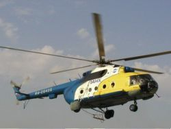 Upon crash of Mi-8 criminal case
