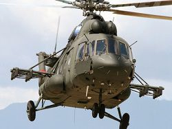 Russia delivered to Afghanistan dozen of Mi-17B-5 helicopters