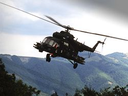 The Russian Air Force will receive over 120 helicopters in 2014