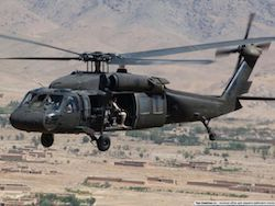 Slovakia replaces the Russian helicopters the American