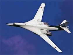 Mass media: Tu-160 – the most powerful plane for all history of military aircraft