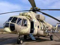 Mass media: shots on the Ukrainian helicopter was some
