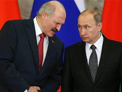 Whether Lukashenko can beat off from the Russian air base?