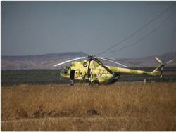 The USA noticed in Syria four Russian helicopters