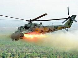In the Rostov region did not find the brought-down Ukrainian helicopter
