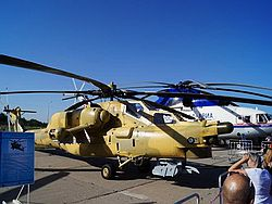 The Mi-28NE helicopter for Iraq