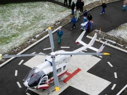 Round Moscow there can be hundreds helipads