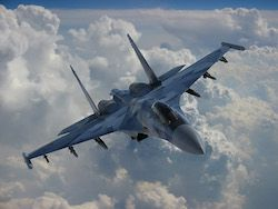 Why to China 24 Russian fighters Su-35