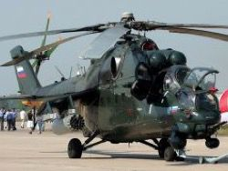 Dubai Airshow-2015. Bahrain expressed interest to Mi-35