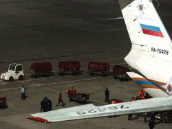 From Egypt to Vnukovo delivered 40 tons of luggage of tourists of the Russian Federation