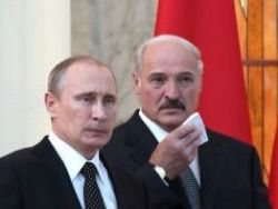 Whether for a long time Lukashenko and Putin buried an axe of cold war
