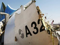 The first results of interpretation of black boxes A321