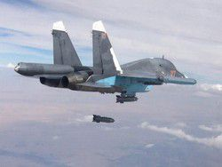 Putin charged to strengthen blows of the Russian aircraft in Syria