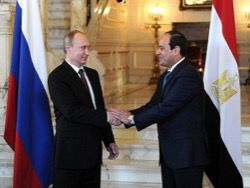 The Russian Federation and Egypt agreed about security measures of an aircraft service