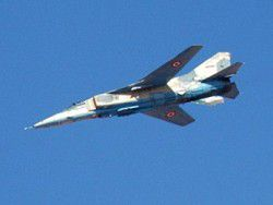 Old MiG of the Air Force of Syria successfully supplement the Air Force of the Russian Federation
