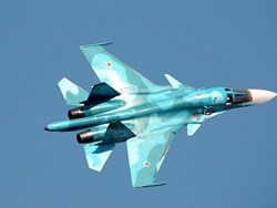 Su-34 will turn into the plane of radio-electronic fight