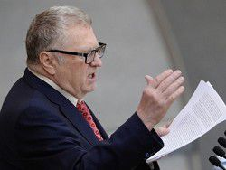 Zhirinovsky: Russia needs the separate ministry of aircraft